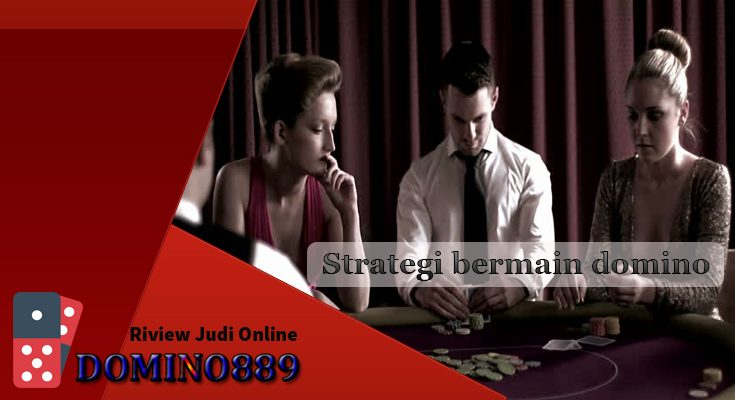Strategi bermain domino